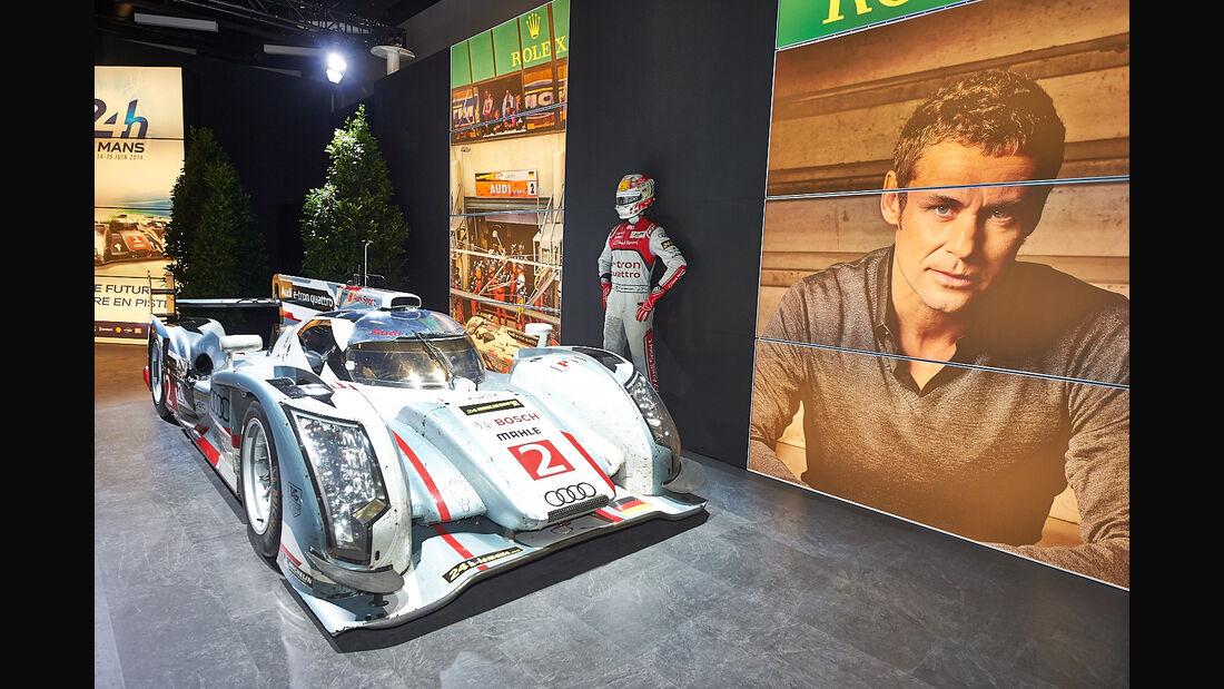 Audi R18 etron quattro - Autosalon Genf 2014