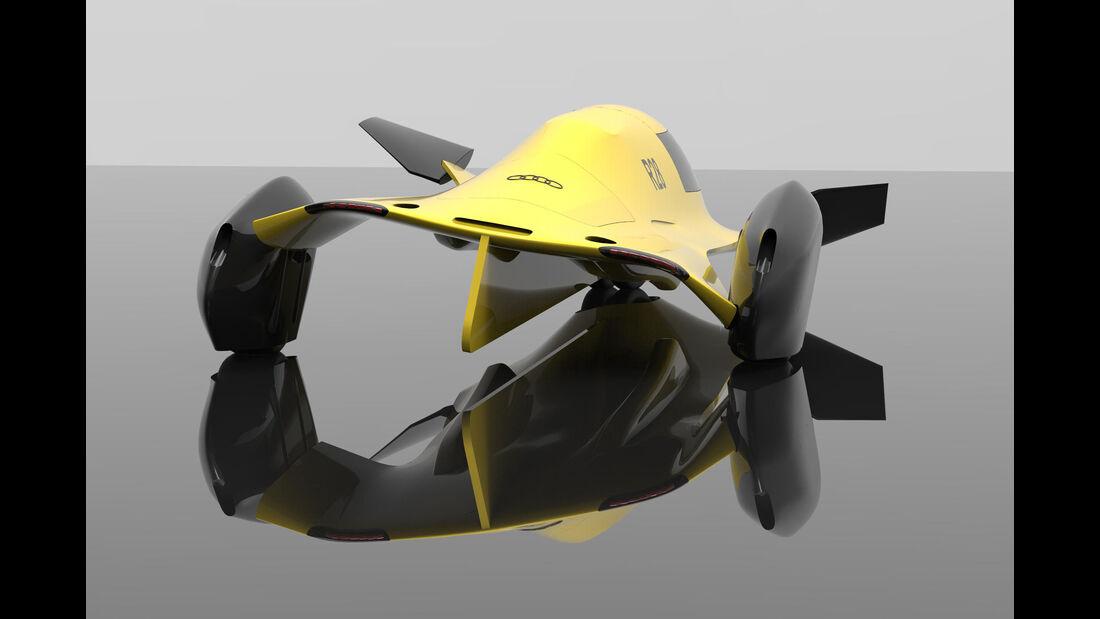 Audi R28 - Le Mans 2030 - Michelin Challenge Design - Motorsport