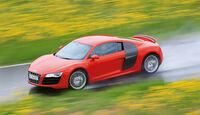 Audi R8 5.2 FSI Quattro, Frontansicht