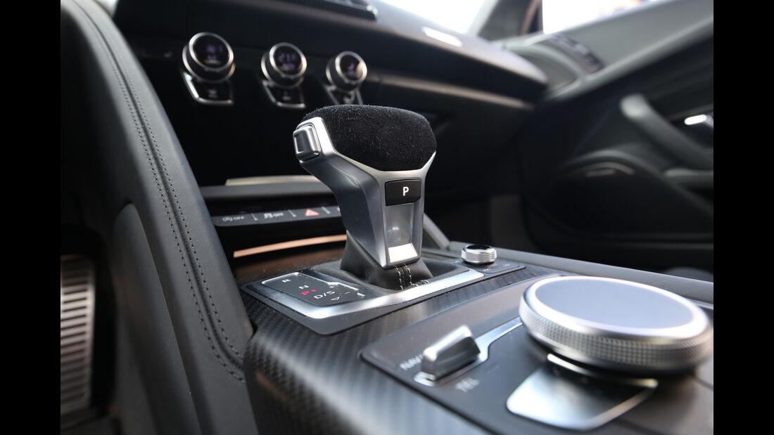 Audi R8 5.2 FSI Quattro Plus, Bedienelemente