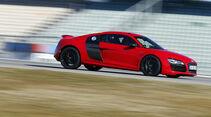 Audi R8 5.2 FSI, Vergleichstest, spa 04/2014, Heftvorschau