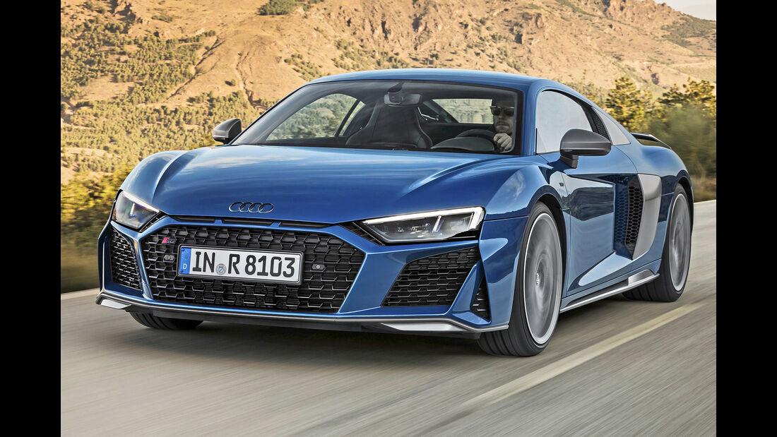 Audi R8, Best Cars 2020, Kategorie G Sportwagen
