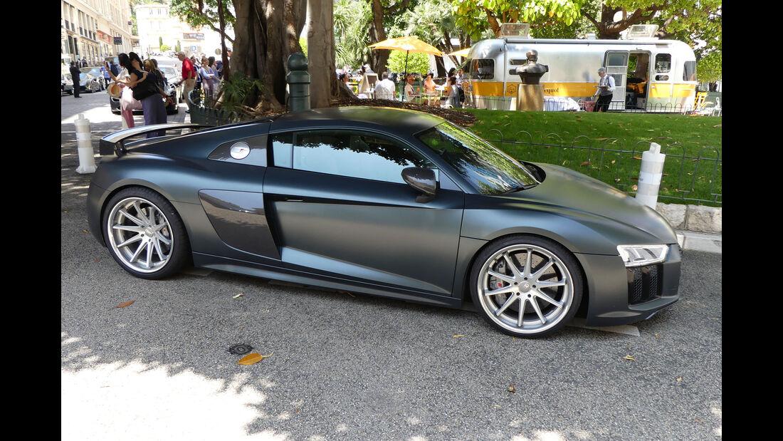 Audi R8 - Carspotting - GP Monaco 2018