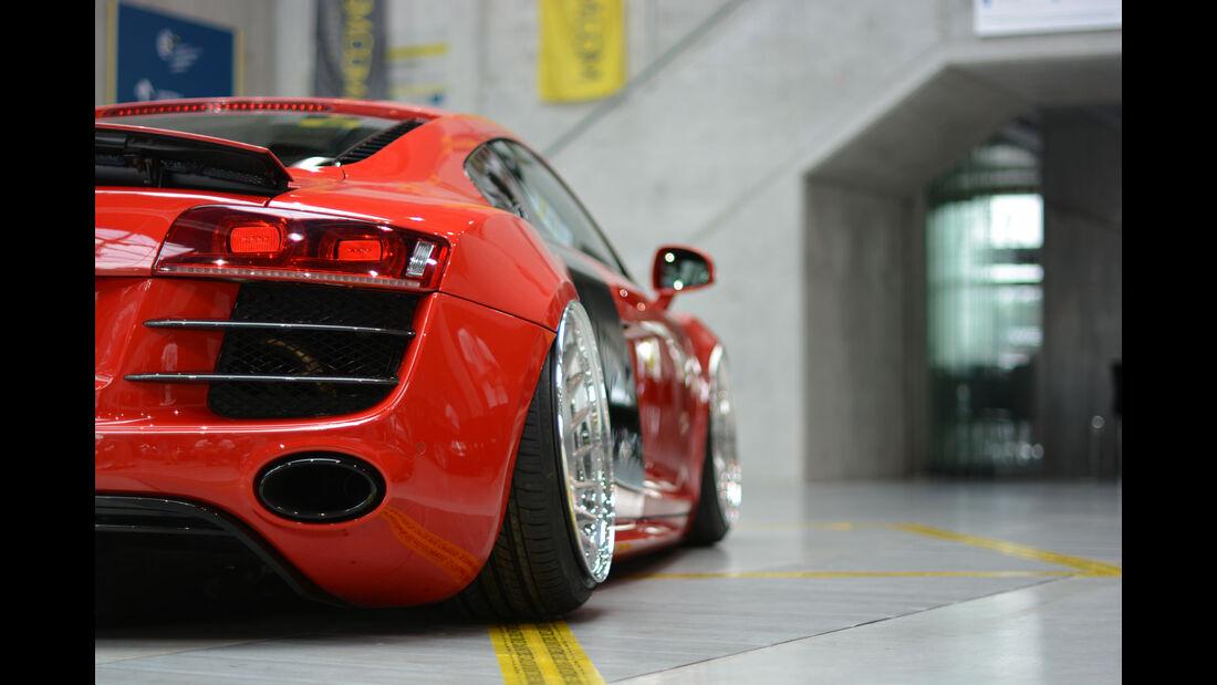 Audi R8 - Essen Motor Show 2015 - TuningXPerience