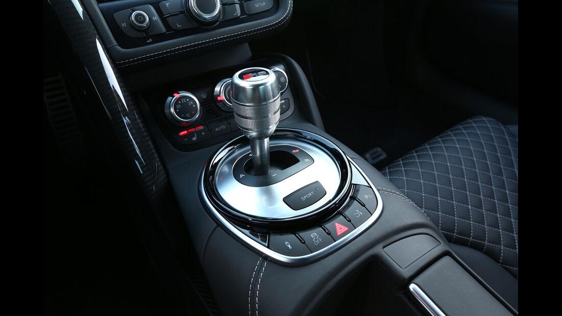 Audi R8 FSI Quattro, Schalthebel, Schaltknauf