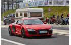 Audi R8 - Fan-Autos - 24h-Rennen Nürburgring 2015 - 14.5.2015