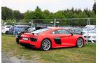 Audi R8 - Fan-Autos - 24h-Rennen Nürburgring 2018 - Nordschleife