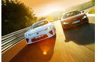 Audi R8 GT, Lexus LFA
