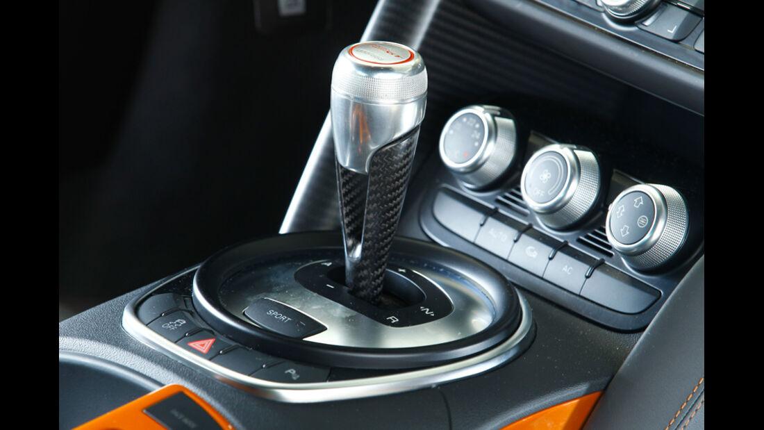 Audi R8 GT, Schaltung