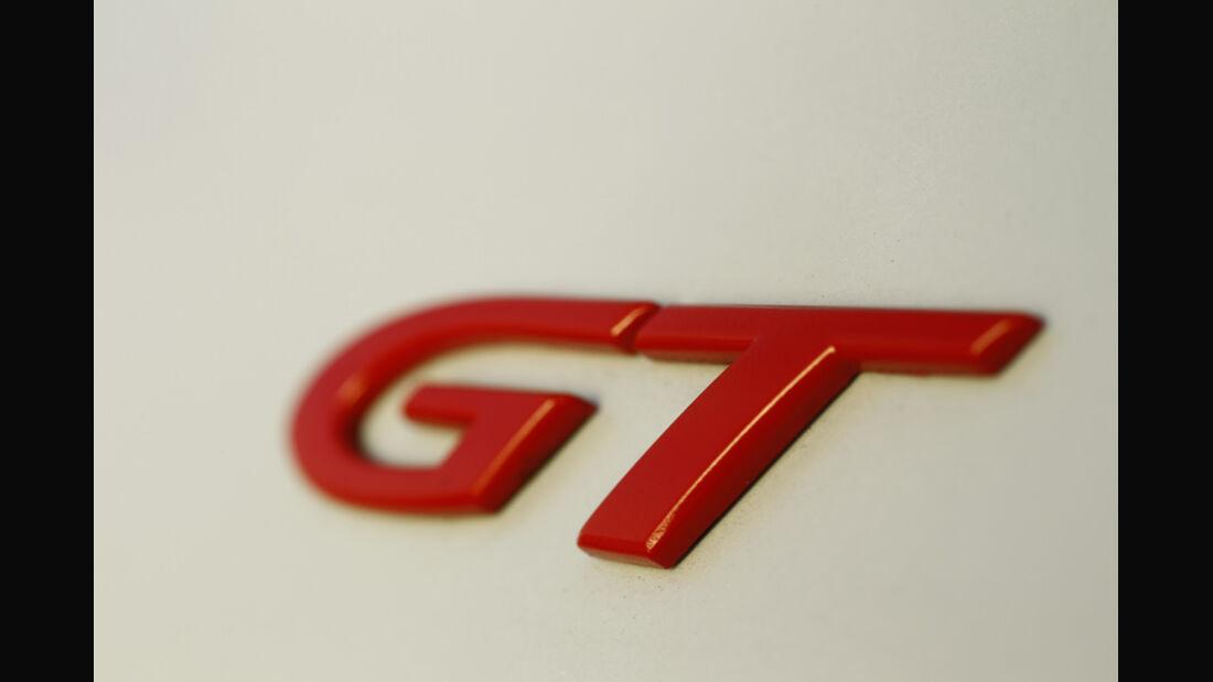 Audi R8 GT, Schriftzug