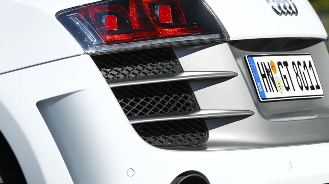 Audi R8 GT, Spoiler