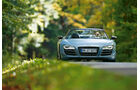 Audi R8 GT Spyder, Frontansicht