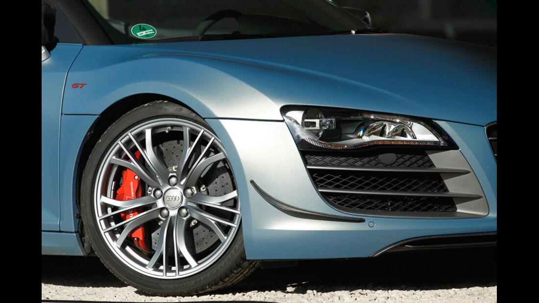 Audi R8 GT Spyder, Rad, Felge