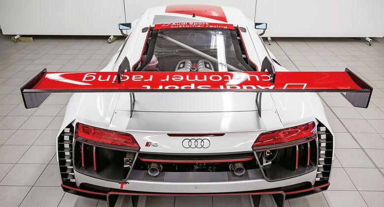 Audi will GT4-Rennwagen bauen
