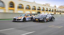 Audi R8 GT3 LMS, A4 DTM
