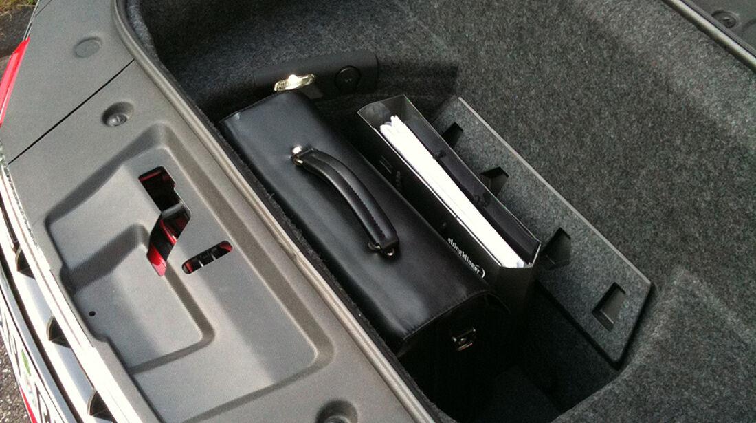 Audi R8 Kofferraum