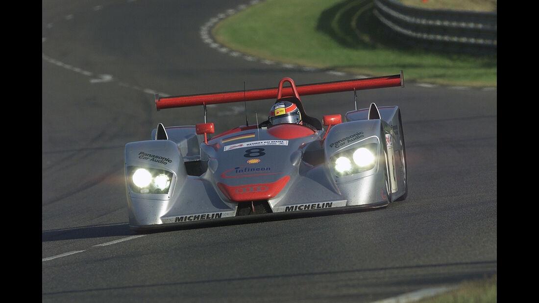 Audi R8 LMP (2000)/Tom Kristensen