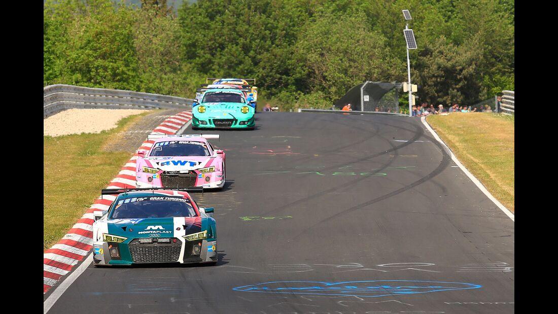 Audi R8 LMS - #1 - 24h Rennen Nürburgring 2018 - Nordschleife