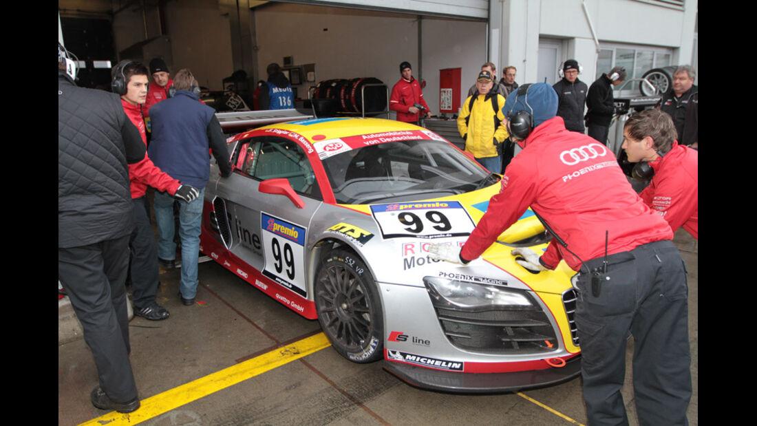Audi R8 LMS - 9. Lauf VLN 2010