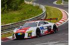 Audi R8 LMS - Audi Sport Team Phoenix - Startnummer: #4 - Bewerber/Fahrer: Marc Basseng, Marcel Fässler, Mike Rockenfeller, Frank Stippler - Klasse: SP9 GT3