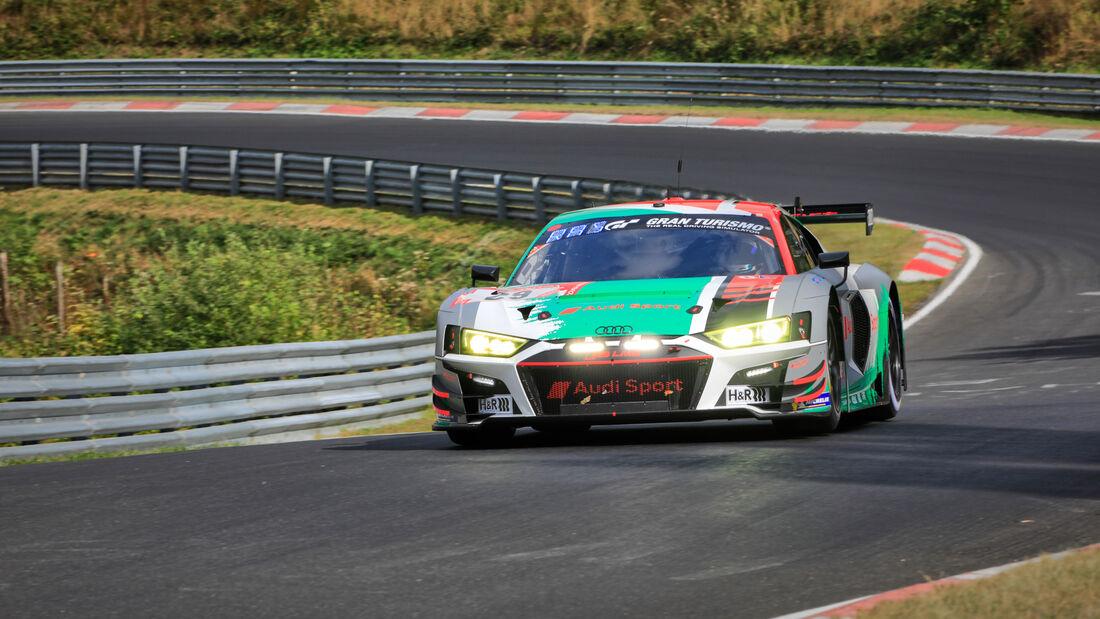 Audi R8 LMS - Audi Sport Team - Startnummer #29 - 24h-Rennen - Nürburgring - Nordschleife - Donnerstag - 24. September 2020
