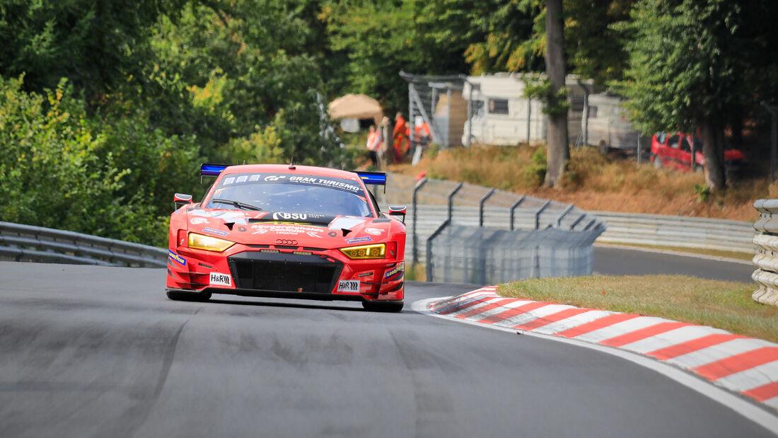 Audi R8 LMS - Car Collection Motorsport - Startnummer #7 - 24h-Rennen - Nürburgring - Nordschleife - Donnerstag - 24. September 2020