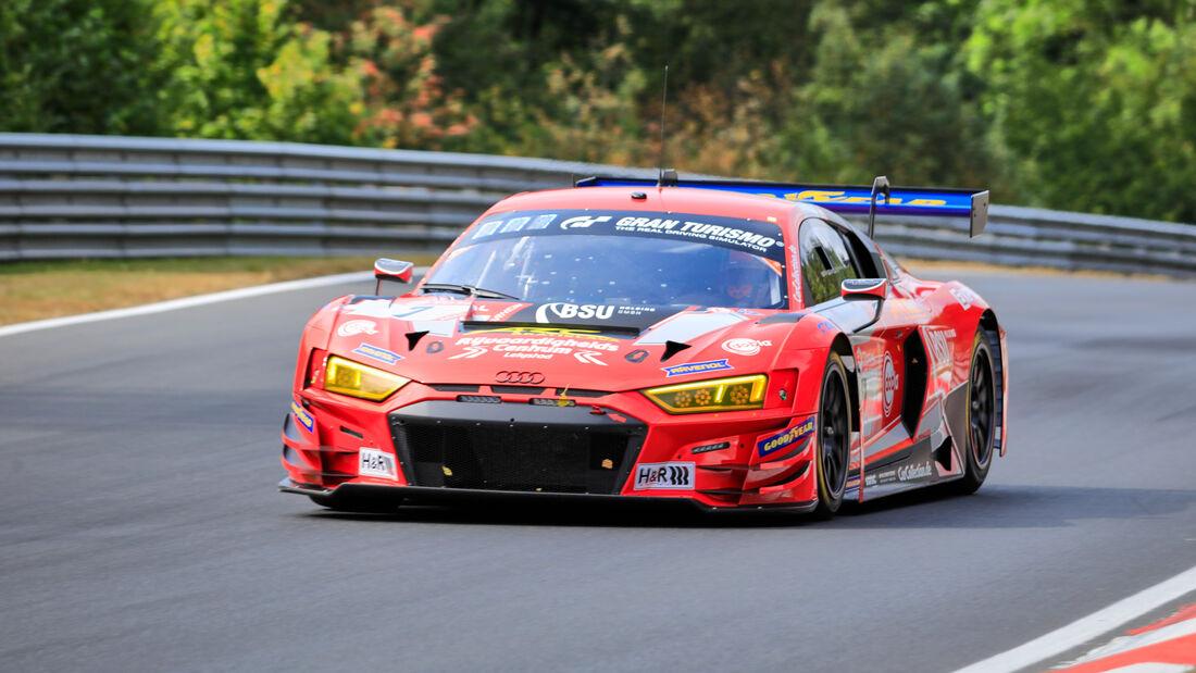 Audi R8 LMS - Car Collection Motorsport - Startnummer #7 - Klasse: SP9 Pro-Am - 24h-Rennen - Nürburgring - Nordschleife - 24. bis 27. September 2020