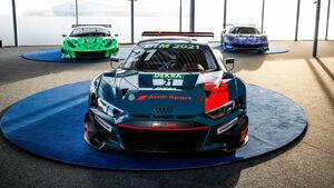 Audi R8 LMS - DTM 2021