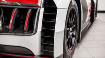 Audi R8 LMS GT3, Abluftschacht