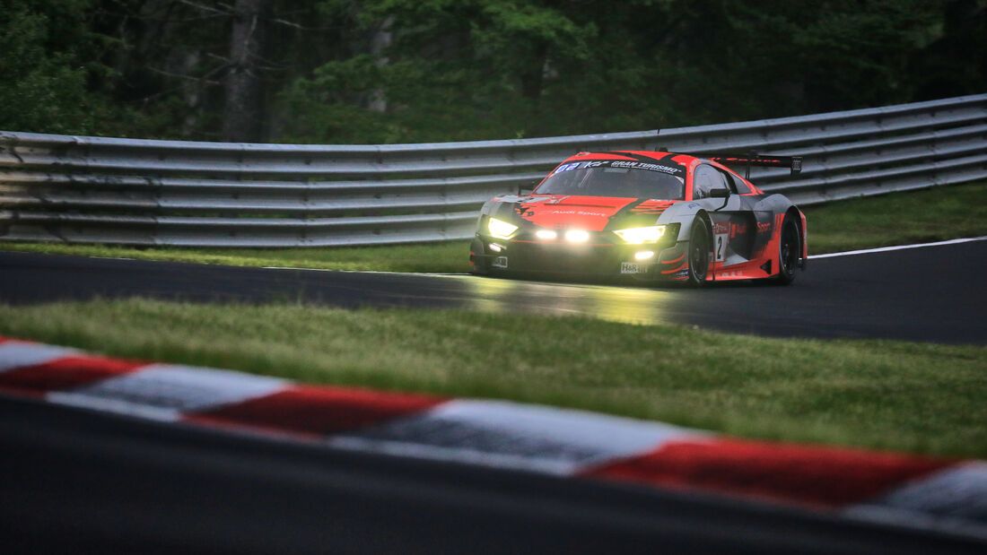 Audi R8 LMS GT3 - Audi Sport Team Car Collection - Startnummer #2 - 24h-Rennen Nürburgring - Nürburgring-Nordschleife - 5. Juni 2021