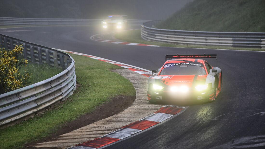 Audi R8 LMS GT3 - Audi Sport Team Car Collection - Startnummer #2 - 24h-Rennen Nürburgring - Nürburgring-Nordschleife - 6. Juni 2021
