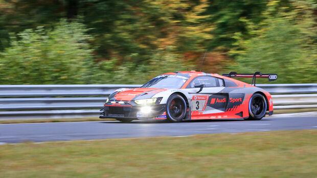 Audi R8 LMS GT3 - Audi Sport Team Car Collection - Startnummer 3 - 24h Rennen Nürburgring - Nürburgring-Nordschleife - 27. September 2020