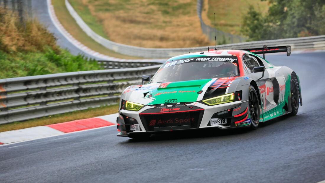 Audi R8 LMS GT3 - Audi Sport Team Land - Startnummer  29 - 24h Rennen Nürburgring - Nürburgring-Nordschleife - 25. September 2020