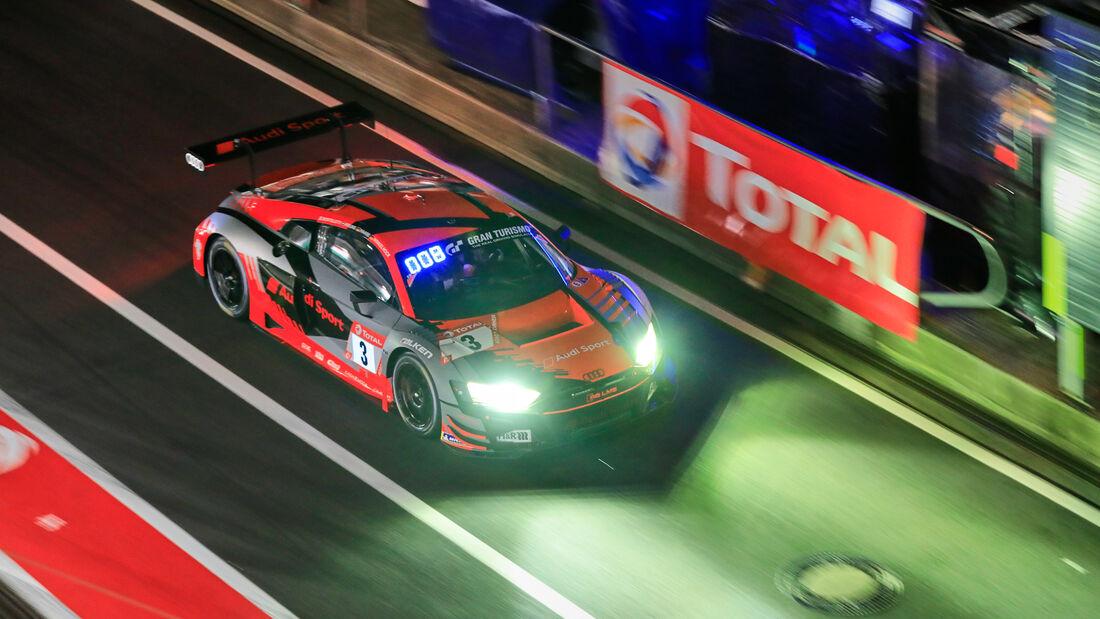 Audi R8 LMS GT3 - Audi Sport Team - Startnummer #3 - 24h-Rennen - Nürburgring - Nordschleife - Donnerstag - 24. September 2020