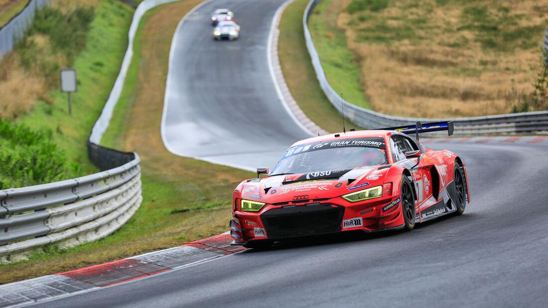 Audi R8 LMS GT3 - Car Collection Motorsport - Startnummer  7 - 24h Rennen Nürburgring - Nürburgring-Nordschleife - 25. September 2020