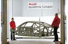 Audi R8 LMS GT3, Chassis, Rahmen