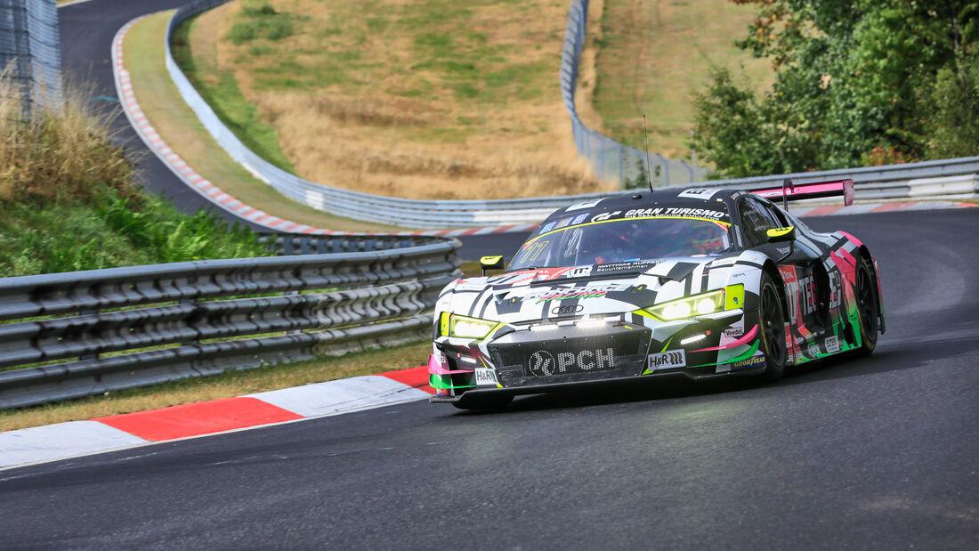 Audi R8 LMS GT3 - IronForce Racing - Startnummer 11 - 24h Rennen Nürburgring - Nürburgring-Nordschleife - 25. September 2020