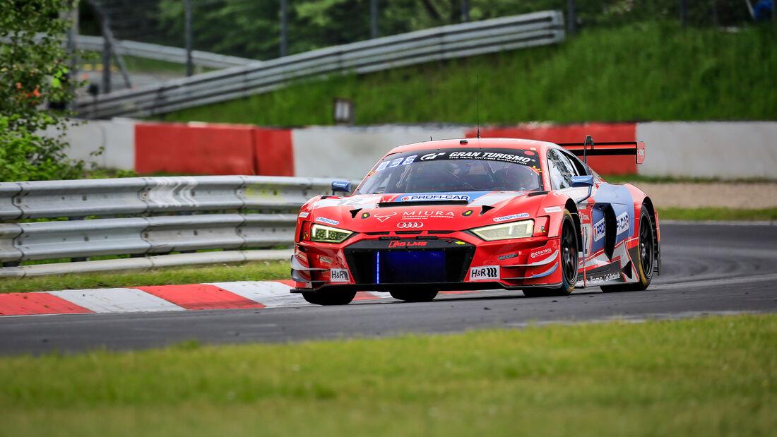Audi R8 LMS GT3 - Lionspeed by Car Collection Motorsport - Startnummer #12 - Klasse: SP 9 (FIA-GT3) PRO-AM - 24h-Rennen - Nürburgring - Nordschleife - 03. - 06. Juni 2021