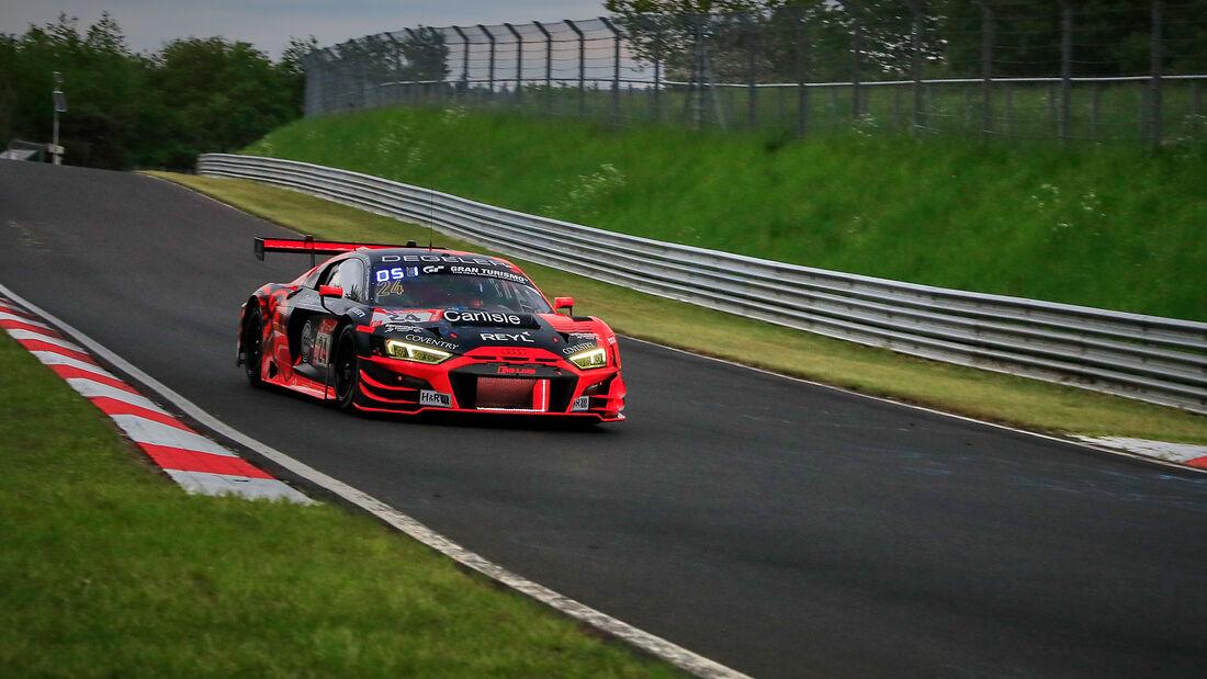 Audi R8 LMS GT3 - Lionspeed by Car Collection Motorsport - Startnummer #24 - Klasse: SP 9 (FIA-GT3) PRO-AM - 24h-Rennen - Nürburgring - Nordschleife - 03. - 06. Juni 2021