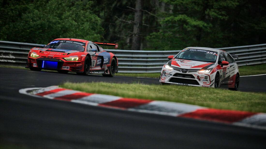 Audi R8 LMS GT3 - Lionspeed by Car Collection - Startnummer #12 - 24h-Rennen Nürburgring - Nürburgring-Nordschleife - 5. Juni 2021