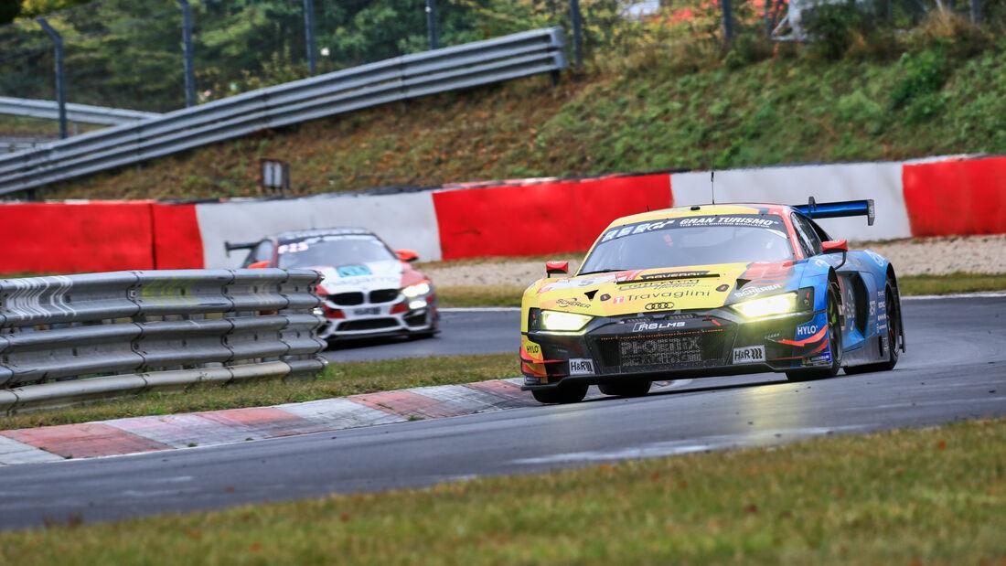 Audi R8 LMS GT3 - Phoenix Racing - Startnummer 11 - 24h Rennen Nürburgring - Nürburgring-Nordschleife - 27. September 2020