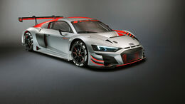 Audi R8 LMS GT3 - Rennwagen