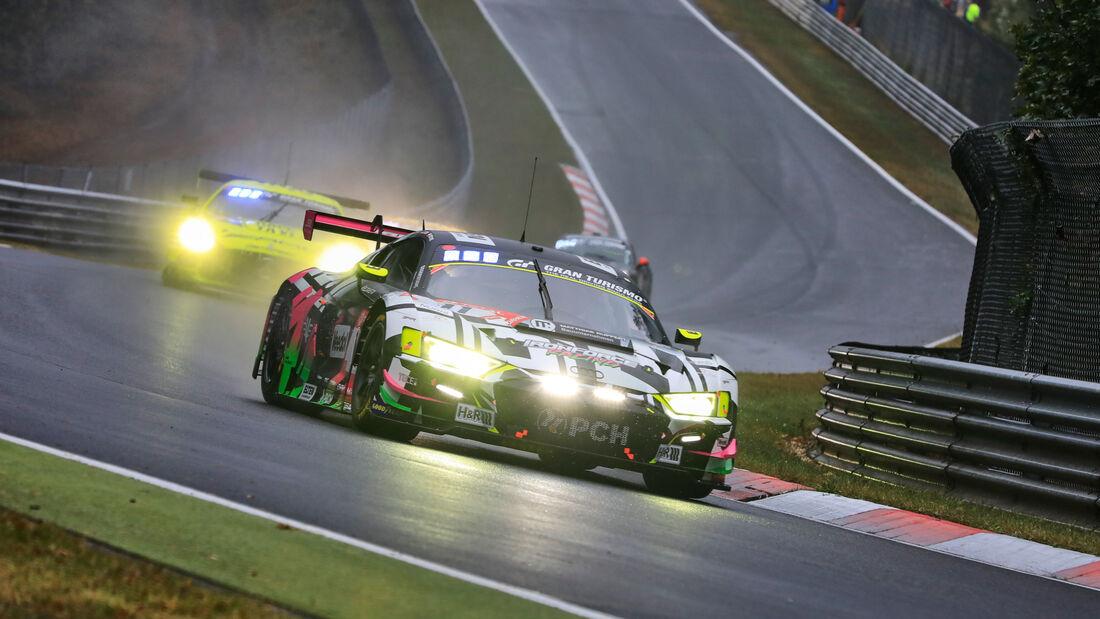 Audi R8 LMS GT3 - Startnummer 11 - 24h Rennen Nürburgring - Nürburgring-Nordschleife - 26. September 2020