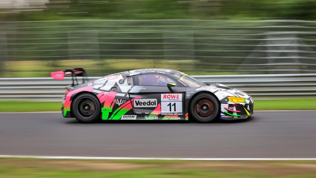 Audi R8 LMS GT3 - Startnummer #11 - IRON FORCE RACING - SP9 Pro-Am - NLS 2020 - Langstreckenmeisterschaft - Nürburgring - Nordschleife