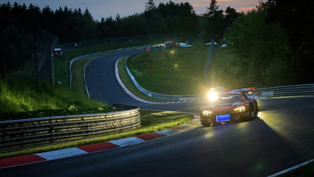 Audi R8 LMS GT3 - Startnummer 12 - 24h Rennen Nürburgring - Nürburgring-Nordschleife - 3. Juni 2021