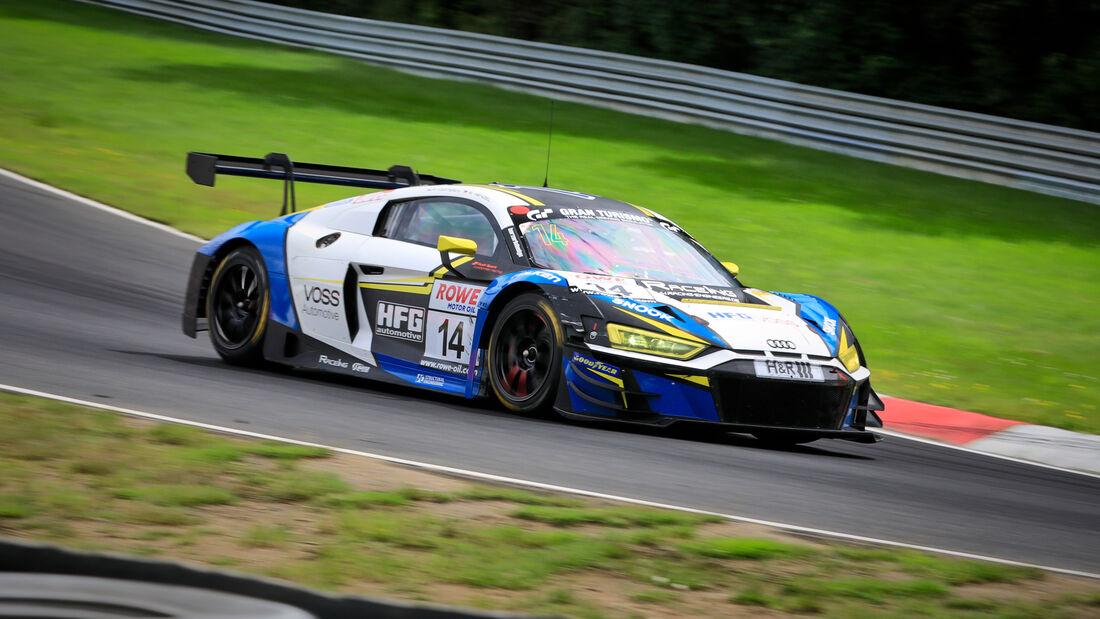 Audi R8 LMS GT3 - Startnummer #14 - RaceIng - Racing Engineers GmbH - SP9 Pro-Am - NLS 2021 - Langstreckenmeisterschaft - Nürburgring - Nordschleife