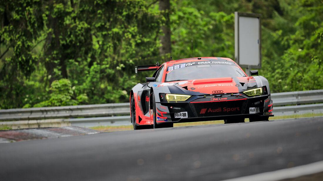 Audi R8 LMS GT3 - Startnummer 2 - 24h Rennen Nürburgring - Nürburgring-Nordschleife - 3. Juni 2021