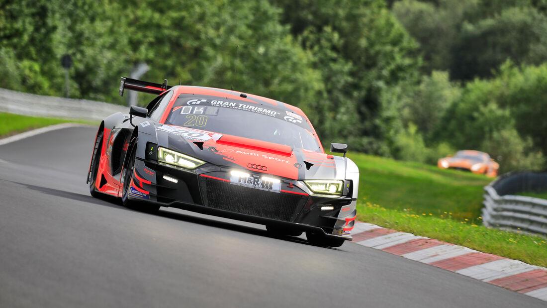 Audi R8 LMS GT3 - Startnummer #20 - Audi Sport Team - SP9 Pro - NLS 2020 - Langstreckenmeisterschaft - Nürburgring - Nordschleife