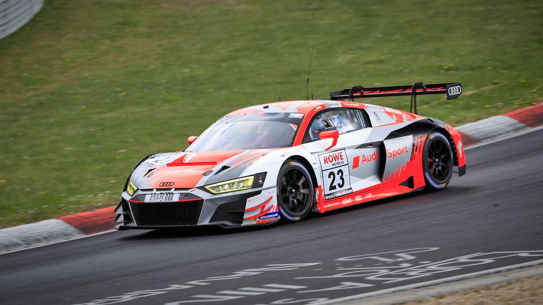 Audi R8 LMS GT3 - Startnummer #23 - Audi Sport Team Car Collection - SP9 Pro - NLS 2021 - Langstreckenmeisterschaft - Nürburgring - Nordschleife
