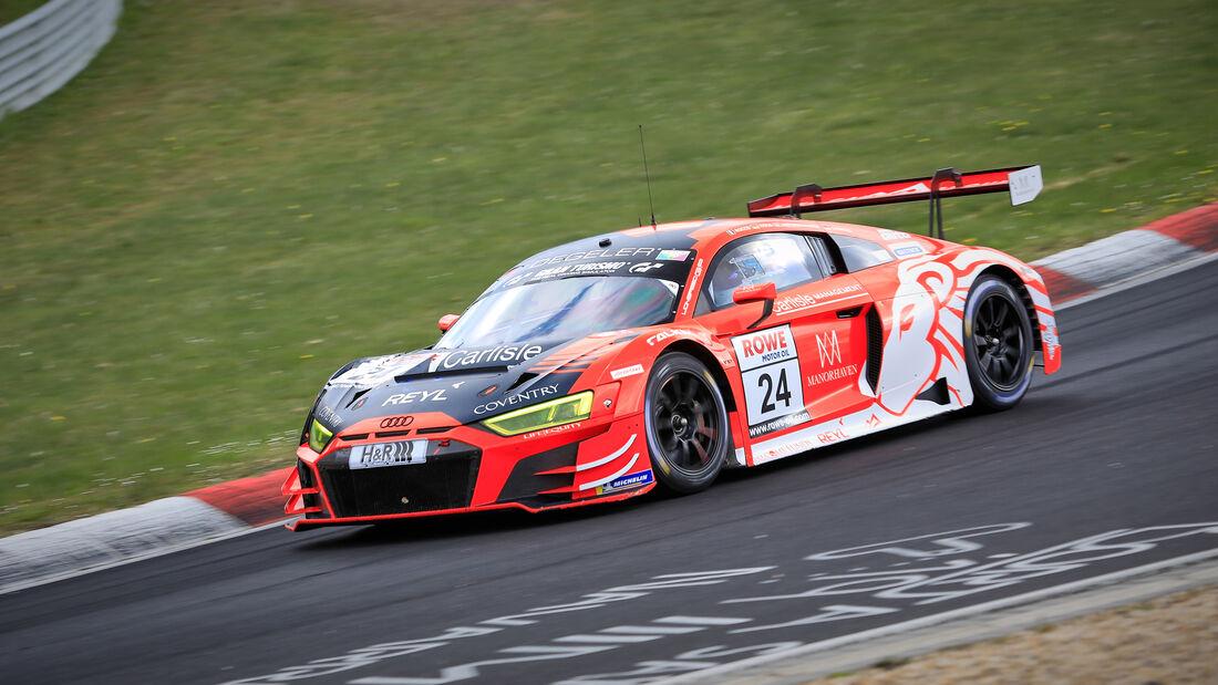 Audi R8 LMS GT3 - Startnummer #24 - Lionspeed by Car Collection Motorsport - SP9 Pro-Am - NLS 2021 - Langstreckenmeisterschaft - Nürburgring - Nordschleife